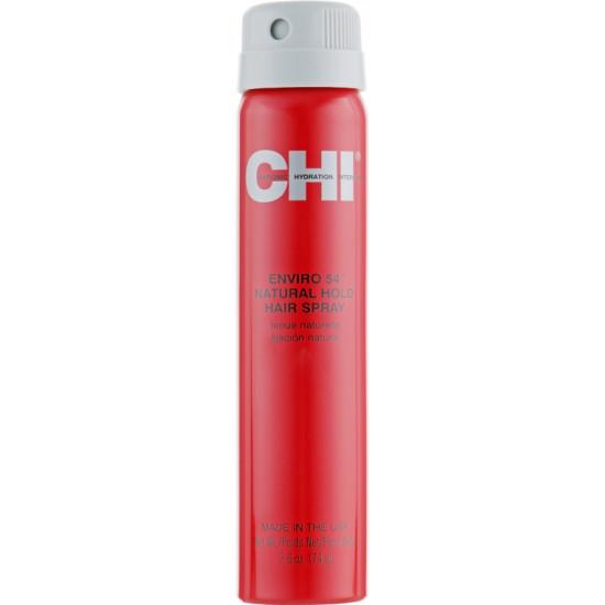 Лак для нормальної фіксації волосся CHI Enviro 54 Natural Hold Hair Spray